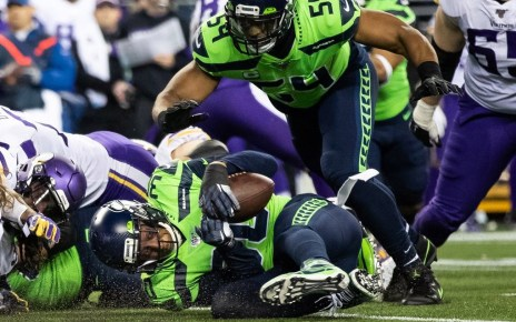 Vikings vs Seahawks