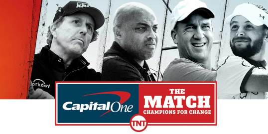 The Match: Champions for Change