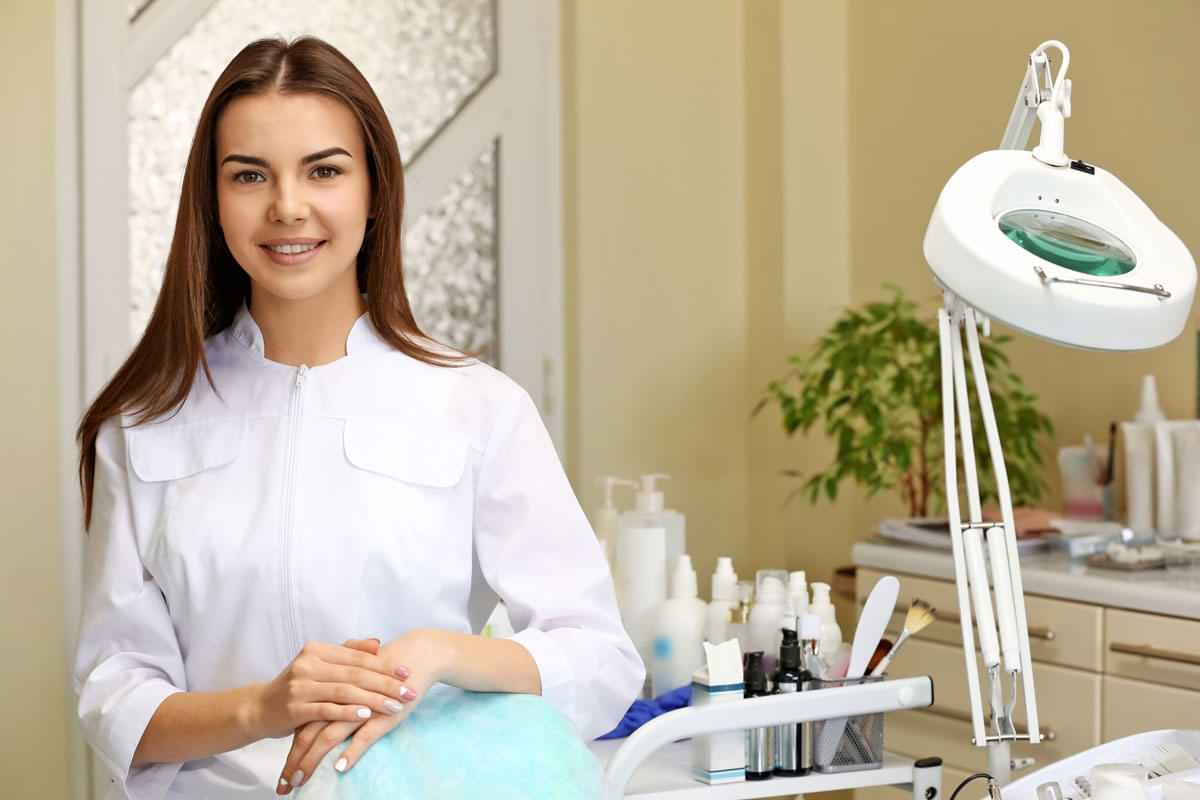 Undergo Esthetician Training