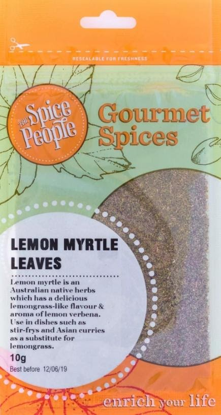 lemon myrtle recipes online