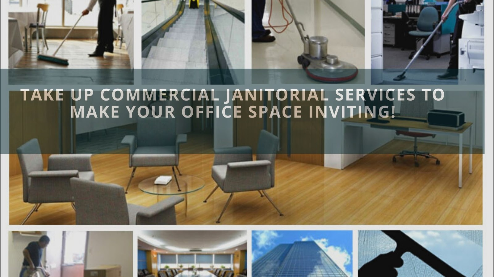 commercial janitorial services dallas