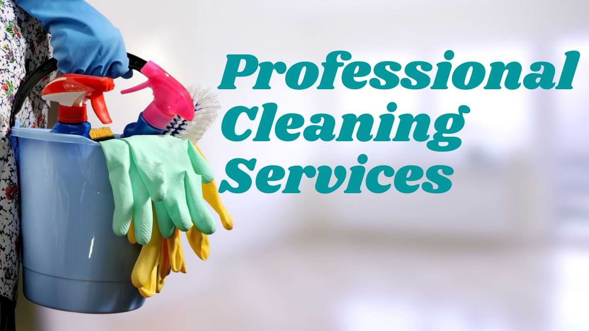 Hire Professional Cleaning Services