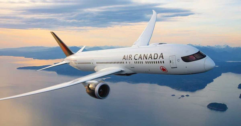 Air Canada Business Class Reservations