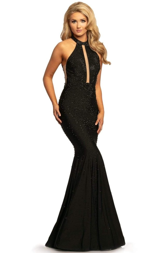 black wedding dresses on sale