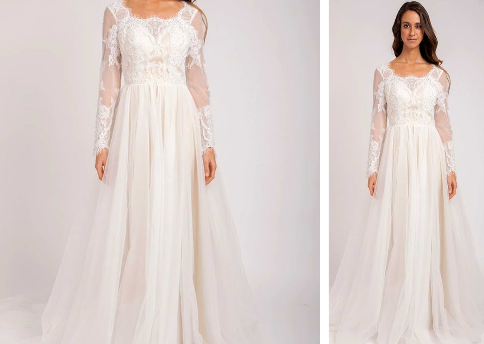 Wedding White Dress