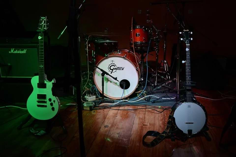 Banjo Rolls
