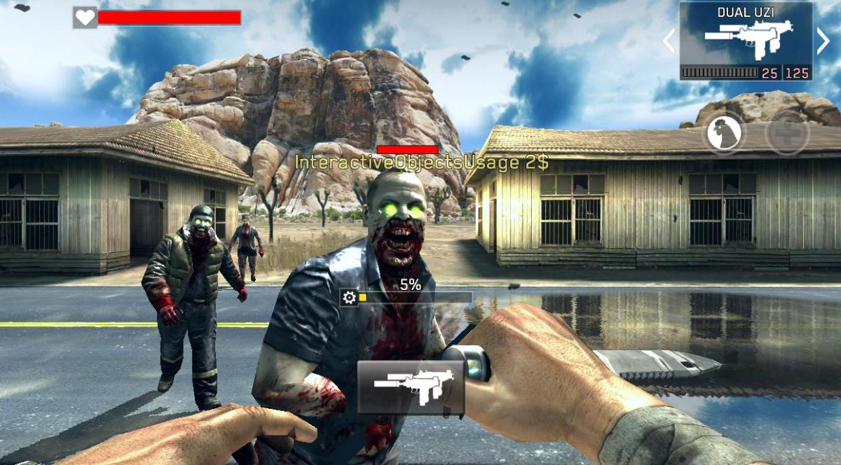 Dead trigger 2 Offline Shooting Games for Android
