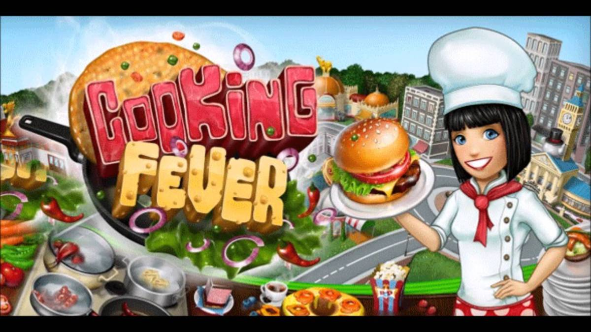 Cooking Fever Cooking Games for Girls