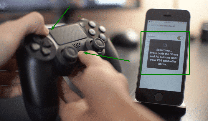 How to Connect a PS4 Controller to iPhone in iOS 13