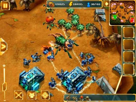 Games Like Starcraft for Android