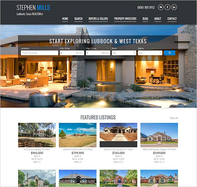 Best Real Estate Websites Of 2016  Real Estate Web Site