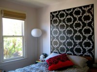 Ideas with wallpaper scraps | The Inside's Blog