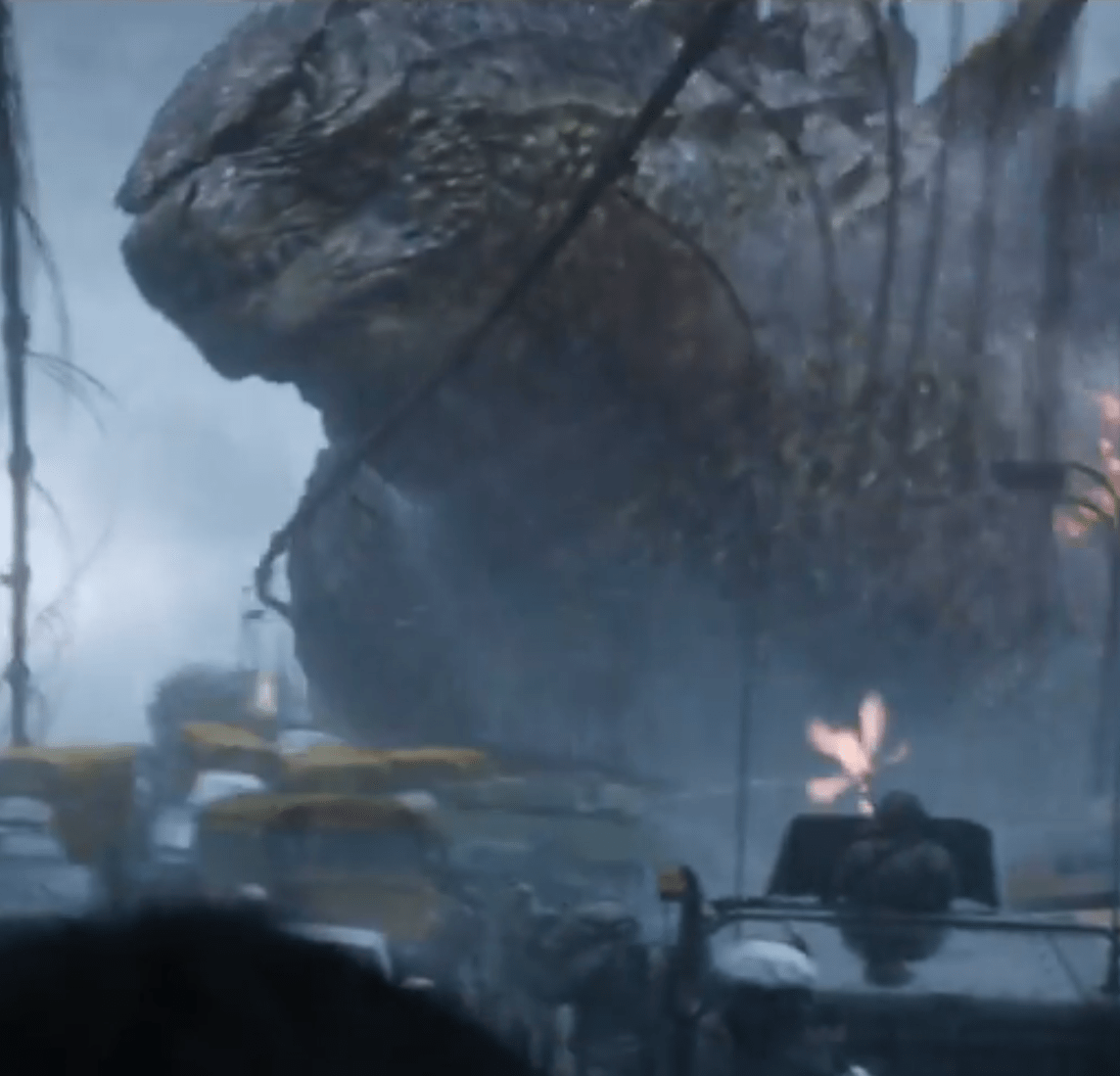 Godzilla 2014 International Trailer 2 Let Them Fight
