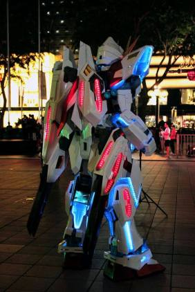 Clive Lee Cosplay Star Build Strike Gundam 2