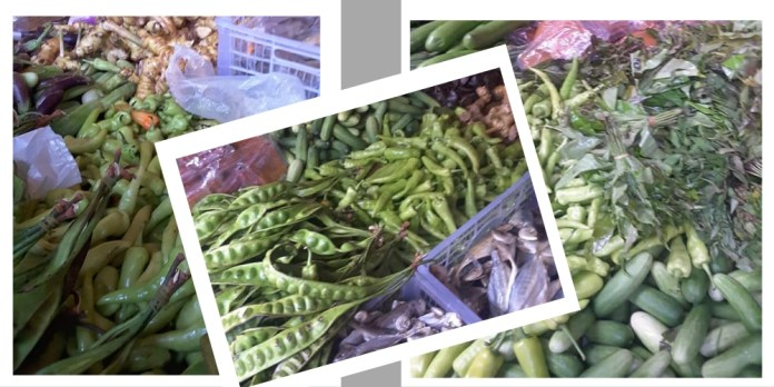 Sayur Pasar Pagi Kelantan Pantai Dalam