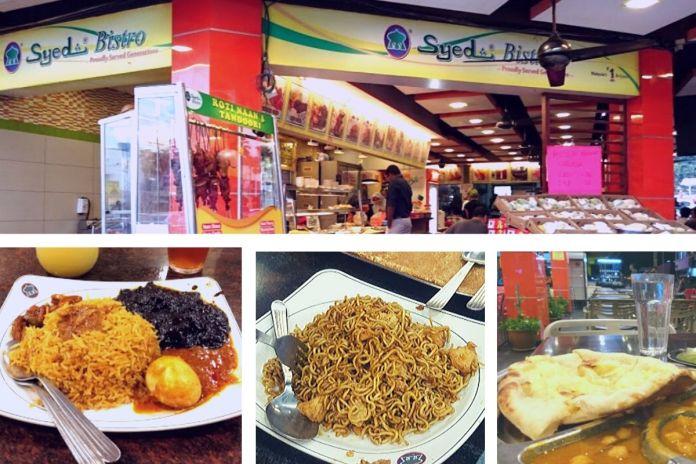 Restoran Syed Bistro, Bangsar