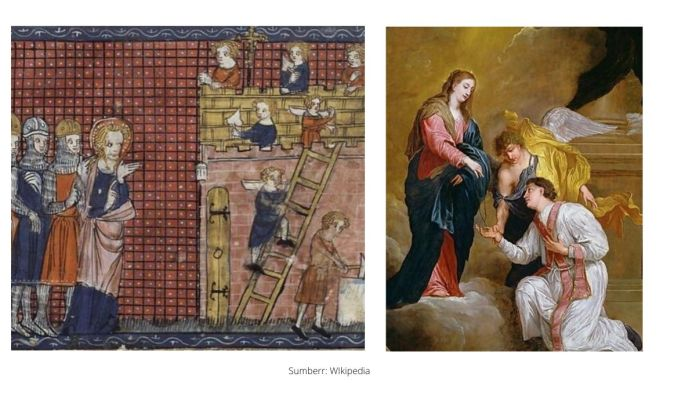 Siapa Saint Valentine?