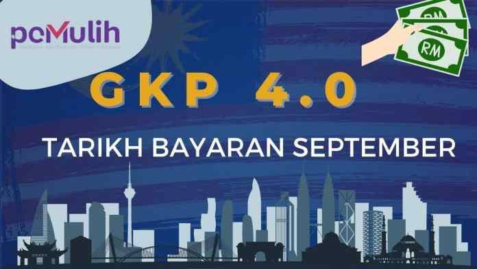 Tarikh dan Jumlah Bayaran Geran Khas Prihatin 2021 (GKP 4