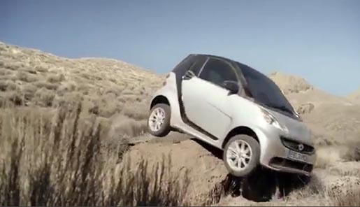 smart off road the