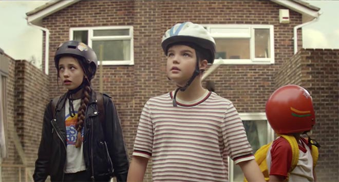 Hovis Good Inside Stuck commercial