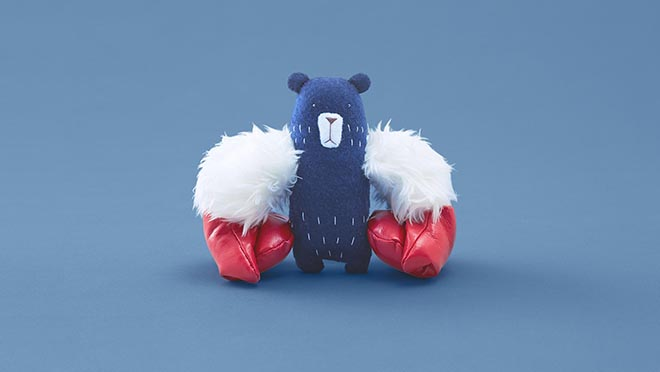 Second Life Toys - Bear