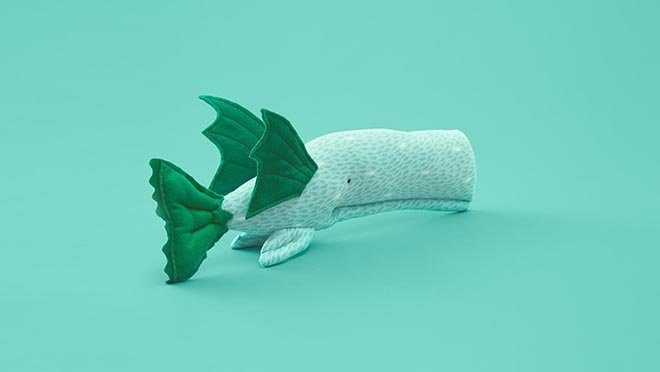 Second Life Toys - Whale