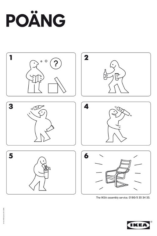 IKEA Assembly Service Charts  The Inspiration Room