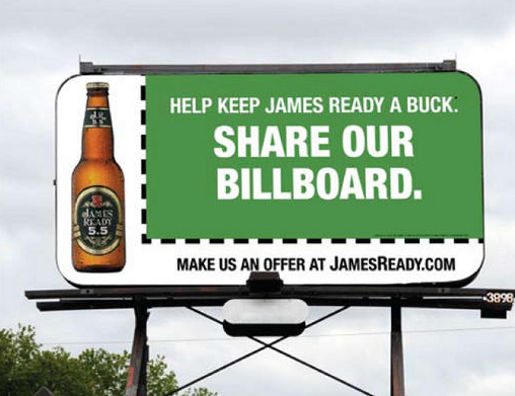 James Ready Share Our Billboard  The Inspiration Room