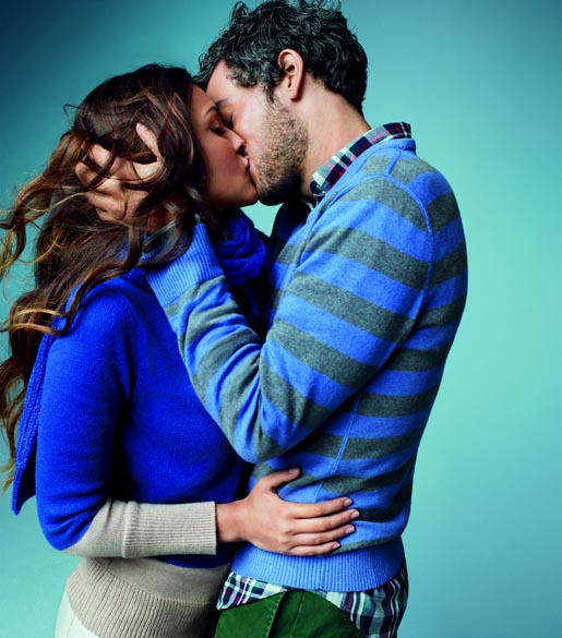 Gap Love comes in Every Shade Diana Garcia and Gregory Rogove