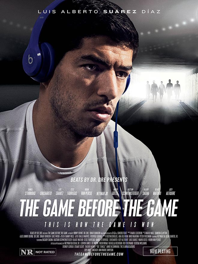 Beats by Dre Suarez Game Before The Game