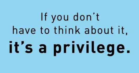 It's all Privilege!
