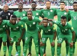 super eagles latest fifa rankings