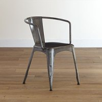 metal cafe chair   The Inspired Revival