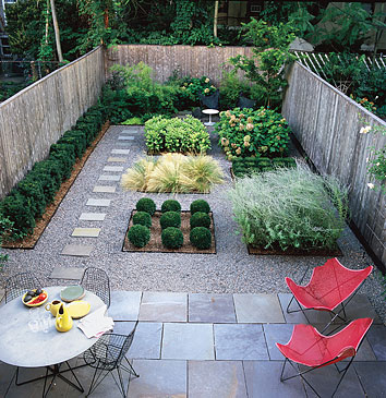 Dry Garden Design Ideas