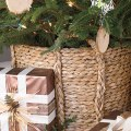 Saw this christmas tree in a basket on southern living last year and