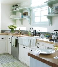 Cottage Kitchen Inspiration - The Inspired Room