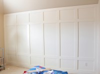 DIY: Wall Paneling Step by Step {Decor Chick} - The ...