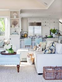 I want to live by the sea {coastal inspired style} - The ...