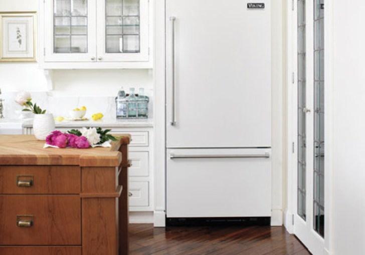White Kitchens With White Appliances
