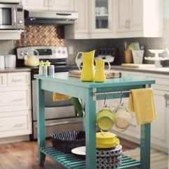 Freestanding Kitchen Island Yellow Chairs 12 Islands The Inspired Room