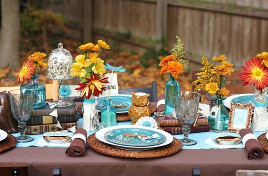 Fall Nesting {Around The Table}