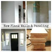 Plank Walls: Adding Character {Remodeling Update!} - The ...