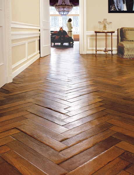 Hardwood Floor Ideas  Inspiration and an update  The