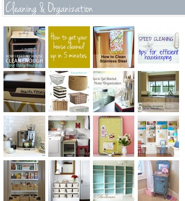 Homemaking Tips & Ideas Gallery Organizing And Cleaning Your Home