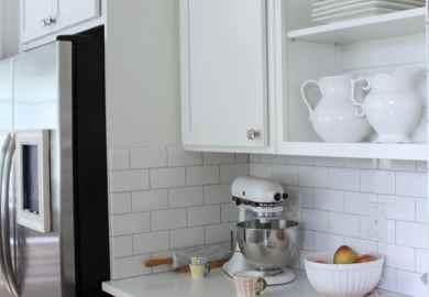 Gray Base Kitchen Cabinets