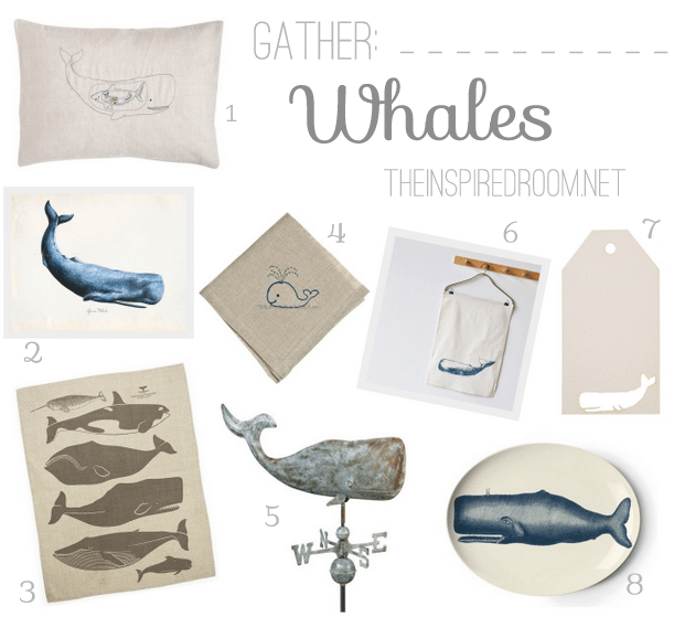 Whale Decor on Pinterest  Whales Whale Pillow and Terry Fan