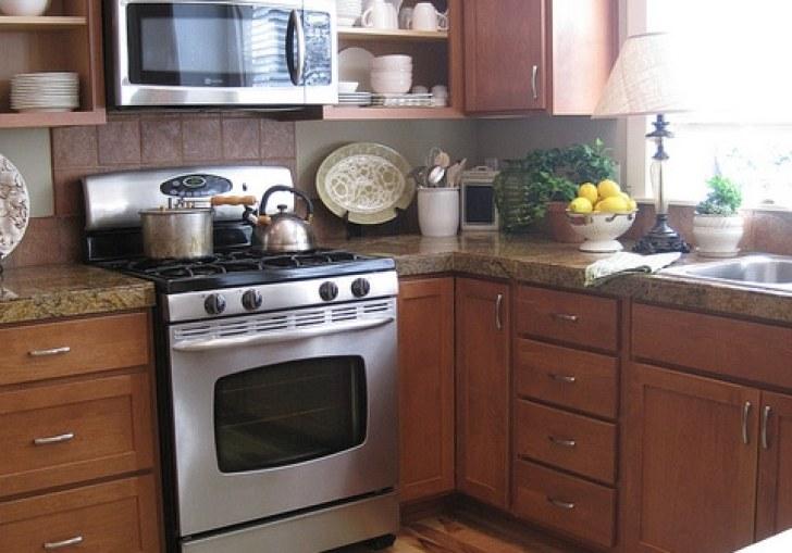 Kitchen Corner Pantry