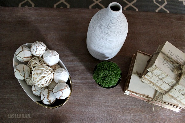 coffee table styling with emily henderson - the inspired room