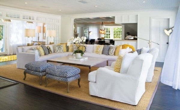 big living room design indoor outdoor 2 10 tips for styling large rooms other awkward spaces