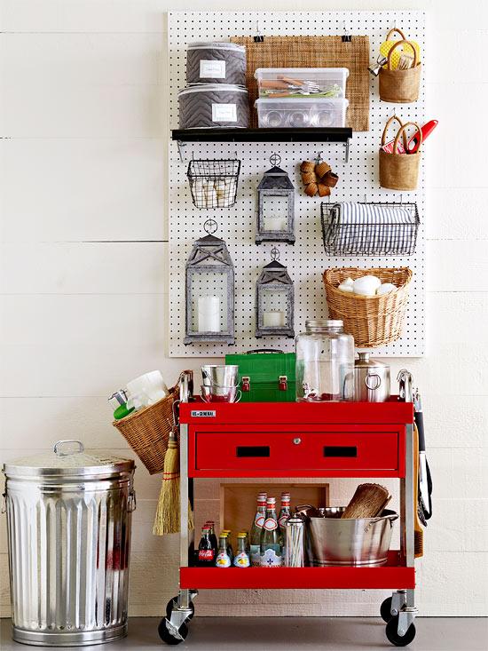 Garage Organization Tips  Casual Cottage